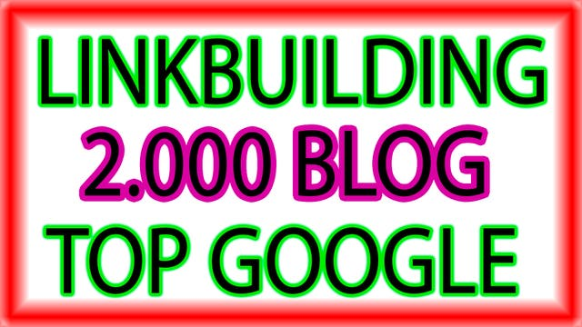 comprar backlinks 2.000 enlaces a tu WEB