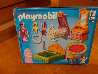 Play mobil Casa de la Reina