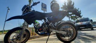 sherco 49cc hrd supermotard