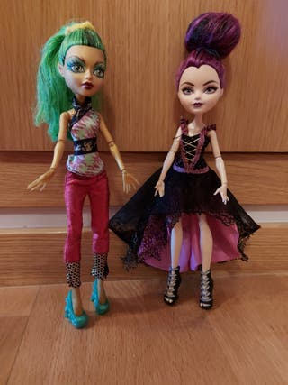 Muñecas MONSTERHIGH