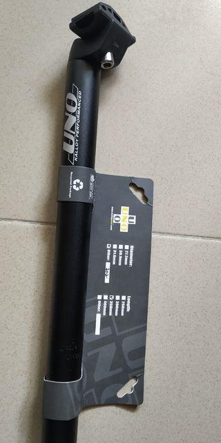 Tija Uno, Aluminio, 29,9 mm, nueva a estrenar