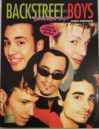 revista backstreet boys ídolos del pop