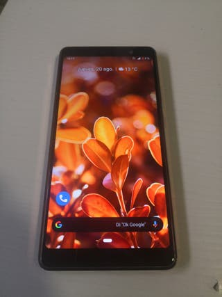 Nokia 7 plus cambio o vendo