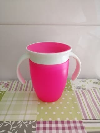 vaso antiderrames Munchkin