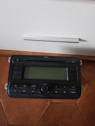 Radio Cd Original Skoda Fabia