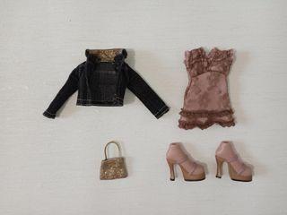 Conjunto Bratz First Date Fashion Pack