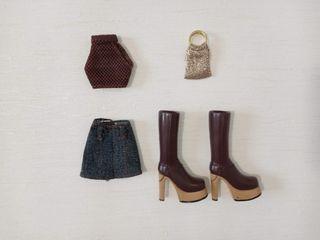 Conjunto Bratz Party Perfection Fashion Pack