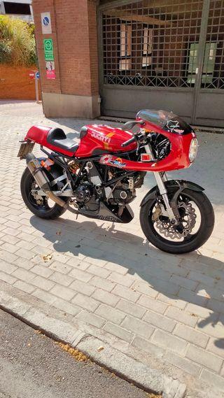 Ducati ss 900 café Racer - homologada itv