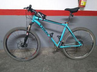 "Bicicleta de 29""Trek Xcaliber 9 2016 aluminio"
