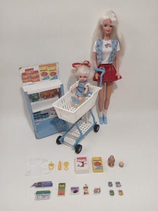 Barbie y Shelly Shopping Fun 1995