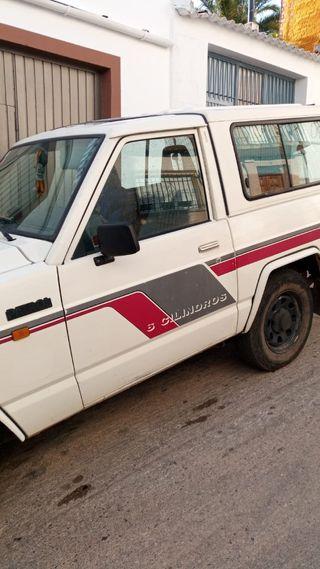 Nissan Patrol 6 cilindros 24v.3200cc.