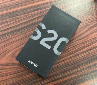 Samsung s20 PLUS 5g. NUEVO. Precintado. Garantia
