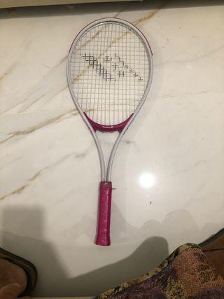 Raqueta de tenis para niña