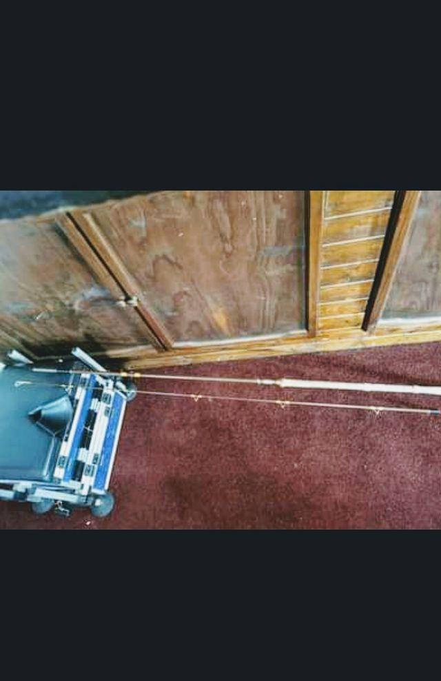 vintage hardy swing tip 9 1/2 rod