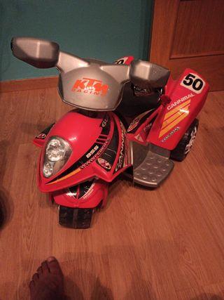 moto quad feber