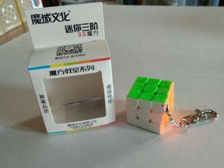 Cubo Rubik 3x3 Moyu mini 35mm