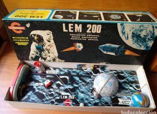 Juego espacial Lem 200, Congosto, encuentro espaci