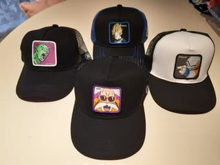 Gorras personajes de Dragon Ball