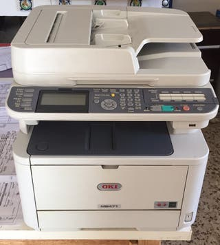 Impresora OKI MB 471