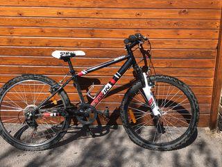 Bicicleta MTB (ideal de 8 a 12 años)
