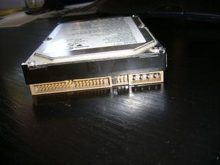 Disco Duro HDD IDE 80GB 7200RPM PATA Ordenador