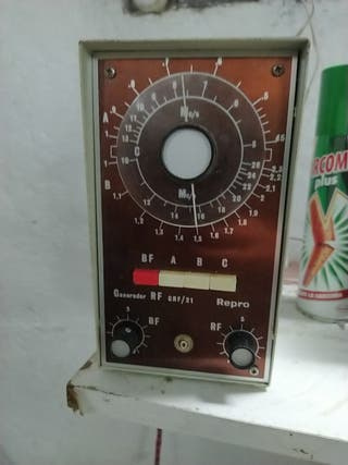 Generador de frecuencia