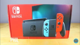 Cheap Nintendo switch un used