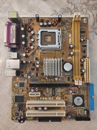 ordenador lote piezas