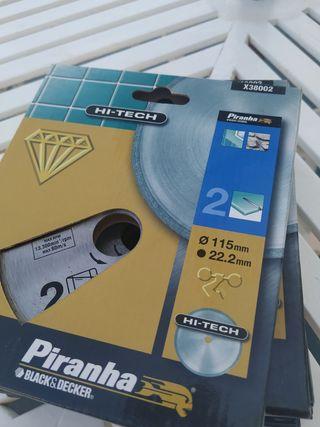 DISCO DIAMANTE BLACK&DECKER X38002