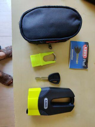 Antirrobo Abus moto Granit Quick Maxi i Mini