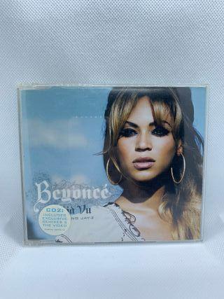 BEYONCE - DEJA VU CD SINGLE