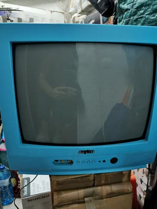 TV Sanyo 14 pulgadas