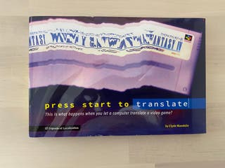 press start to translate