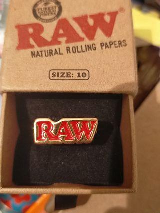 Anillo RAW