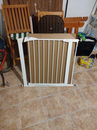 barrera para escalera