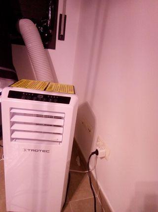 aire acondicionado portatil trotec.