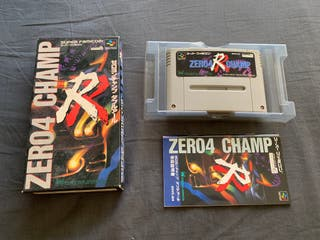 Zero4 CHAMP SUPER FAMICON JAP
