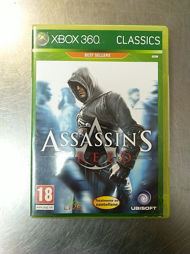 Assassin's Creed, XBOX 360