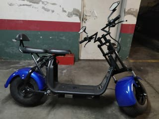 citycoco scooter electrica