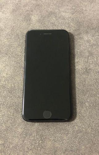 iPhone 7 32gb negro brillante