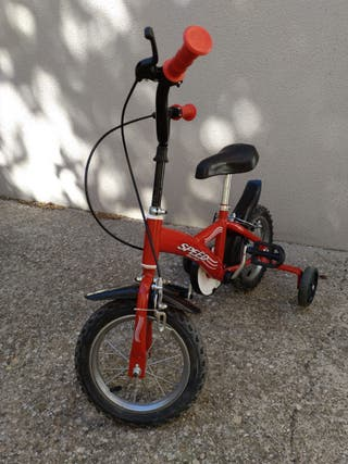 Bici infantil 3-5 años