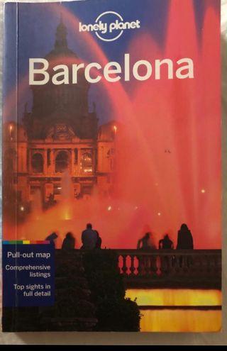 Guía Barcelona Lonely Planet.Nueva a estrenar