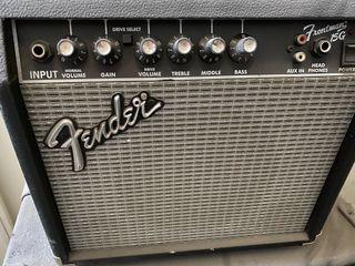 Laney altavoces música Fender ampli