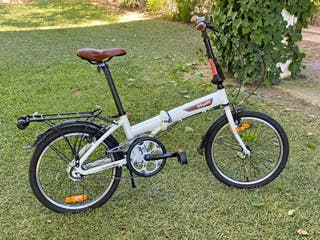 Bicicleta plegable con cambio interno Nexus 7v