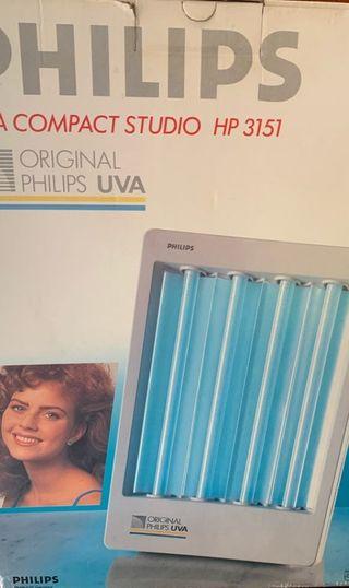 Lámpara de rayos UVA Philips