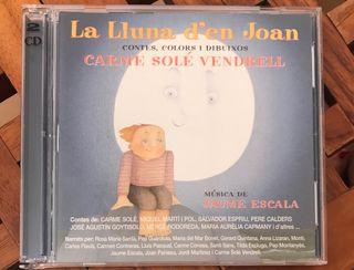 Cd de cuentos infantiles y música