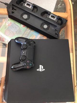 PS4 PRO 1TB 4K como nueva
