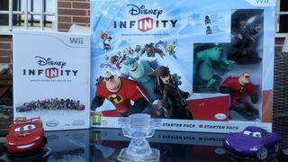 Juego Infinity WII Disney