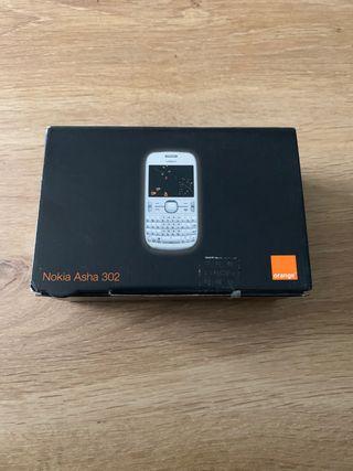 Nokia 302 nuevo y libre
