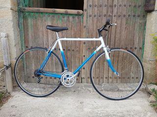 bicicleta vintage hibrida
